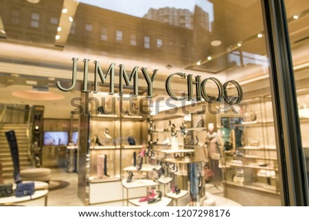 c3118e33f871 New York October 15 2018 View Stock Photo (Edit Now) 1207298176 ...