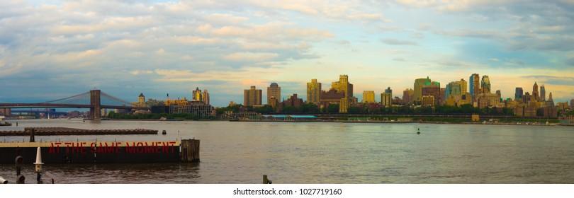 New York Panorama Skyline