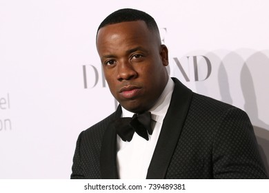 NEW YORK - SEP 14, 2017:  Yo Gotti attends the 3rd annual Diamond Ball at Cipriani on September 14, 2017, in New York City.