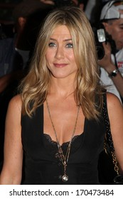 """NEW YORK - SEPT 26: Jennifer Aniston attends a screening of """"Five"""" at Skylight on September 26, 2011 in New York City."""