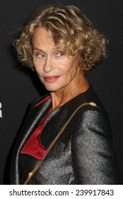 NEW YORK - SEPTEMBER 5: Lauren Hutton attends the Harper's Bazaar ICONS event at the Plaza Hotel on September 5, 2014 in New York City.