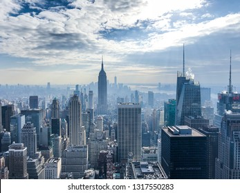 New York Skiline