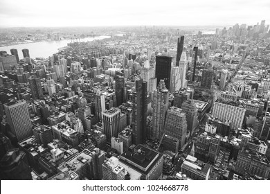 New York. Skyscrapers. Landmarks