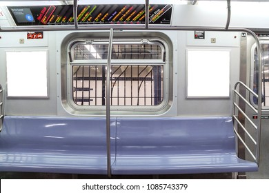 New York Subway E train