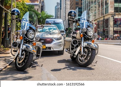 New York, United States, January 12 2020 New NYPD Counterterrorism Chief Is First Woman to Lead Bureau.