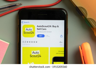 Usa autoscout Scout24 sells