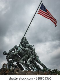 NEW YORK, USA - AUGUST 21, 2016: Monument to Heroes of II World War