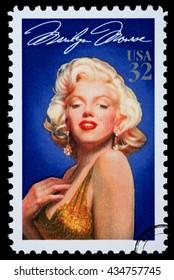 Celebrity Postage Stamps