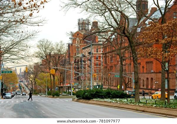 New York Usa Dec 8 2017 Stock Photo (Edit Now) 781097977
