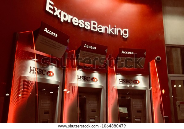 Express Bank Atm