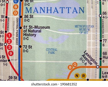 New York Subway Map 2008.Subway Map New York Stock Photos Images Photography Shutterstock
