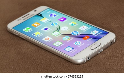Samsung Galaxy S6 Images, Stock Photos & Vectors | Shutterstock