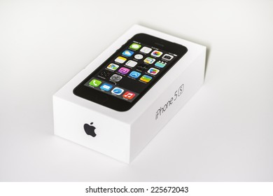 Iphone Box Images, Stock Photos & Vectors | Shutterstock