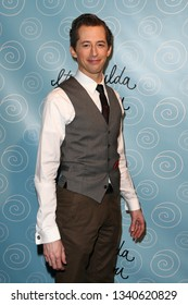 NEW YORK-APR 14: Actor Josh Grisetti attends the Broadway opening night for 'It Shoulda Been You' at The Edison Ballroom on April 14, 2015 in New York City.