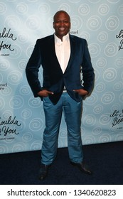 NEW YORK-APR 14: Actor Tituss Burgess attends the Broadway opening night for 'It Shoulda Been You' at The Edison Ballroom on April 14, 2015 in New York City.