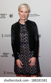 "NEW YORK-APR 18: Cecile Richards attends the ""All About Ann: Governor Richards of the Lone Star State"" premiere at the SVA Theatre at the 2014 Tribeca Film Festival on April 18, 2014 in New York City."
