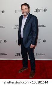 """NEW YORK-APR 18: Director Phillip Schopper attends the """"All About Ann: Governor Richards of the Lone Star State"""" premiere at the SVA Theatre on April 18, 2014 in New York City."""