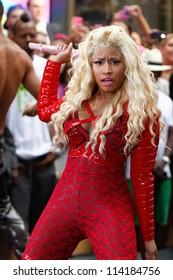 Nikki Minaj kjønn video