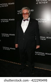 NEW YORK-JAN 5: Director George Miller attends the 2015 National Board of Review Gala at Cipriani 42nd Street on January 5, 2016 in New York City.