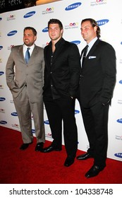 NEW YORK-JUNE 4: New York Jets quarterback Tim Tebow and brother Robby attend Samsung's Annual Hope for Children gala at the American Museum of Natural History on June 4, 2012 in New York City.