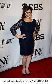 NEW YORK-JUNE 8: Randi Zuckerberg attends American Theatre Wing's 68th Annual Tony Awards at Radio City Music Hall on June 8, 2014 in New York City.