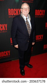 NEW YORK-MAR 13: Actor Dakin Matthews attends the 'Rocky' Broadway opening night after party at Roseland Ballroom on March 13, 2014 in New York City.