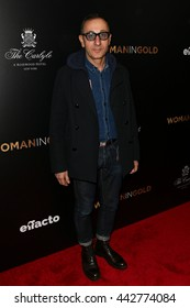"NEW YORK-MAR 30: Designer Gilles Mendel attends the ""Woman In Gold"" New York premiere, in conjunction with The Carlyle and ef+facto at the Museum of Modern Art on March 30, 2015 in New York City."