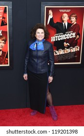 "NEW YORK-NOV 18: Actress Tovah Feldshuh attends the premiere of ""Hitchcock"" at the Ziegfeld Theatre on November 18, 2012 in New York City."