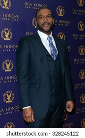 NEW YORK-OCT 15: Director Tyler Perry attends the DGA Honors Gala 2015 at the DGA Theater on October 15, 2015 in New York City.