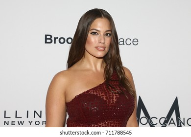 NEW YORK-SEP 08: Model Ashley Graham attends the Daily Front Row's Fasion Media Awards at the Four Seasons Hotel Downtown New York on September 8, 2017 in New York City.