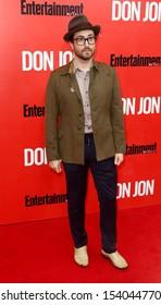 "NEW YORK-SEP 12: Sean Lennon attends the ""Don Jon"" New York premiere at the SVA Theater on September 12, 2013 in New York City."