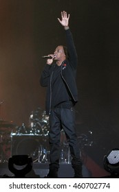 NEW YORK-SEPT 27: Rapper Jay-Z performs onstage at the 2014 Global Citizen Festival to end extreme poverty by 2030 in Central Park on September 27, 2014 in New York City.