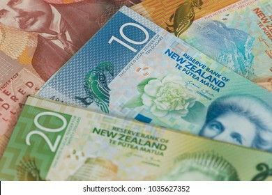 New Zealand dollars have different nominaly