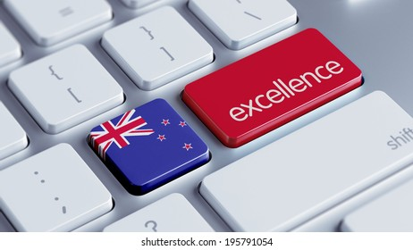 New Zealand High Resolution Excellence Concept