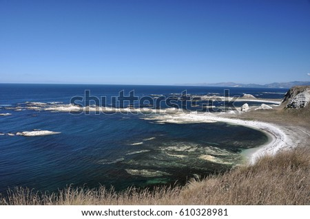 New Zealand Kaikoura Peninsula Stock Photo Edit Now