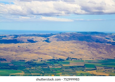 New Zealand Landscape Photography / Aerial from Place -  Blenheim