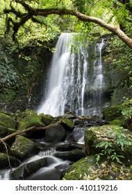 New Zealand, Matai Falls