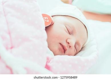 Newborn 3 days after birth