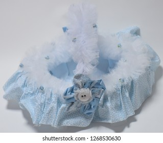 Newborn Baby Candy Gift Basket