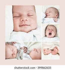 Newborn baby composition