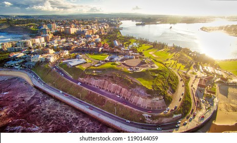 Newcastle Aerial Photograph