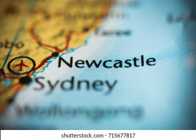 Newcastle, Australia.