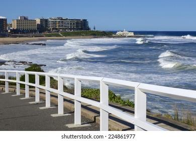 Newcastle Beach, Newcastle, NSW, Australia