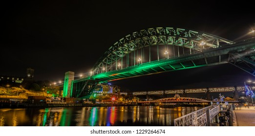 Newcastle uk quayside