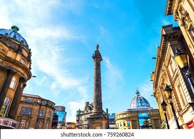 Newcastle upon Tyne, UK.