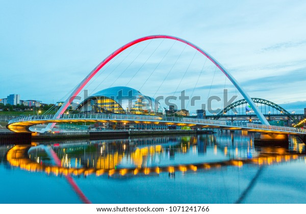 Newcastleunited Kingdom May 23 2015 Gateshead Stock Photo Edit Now 1071241766