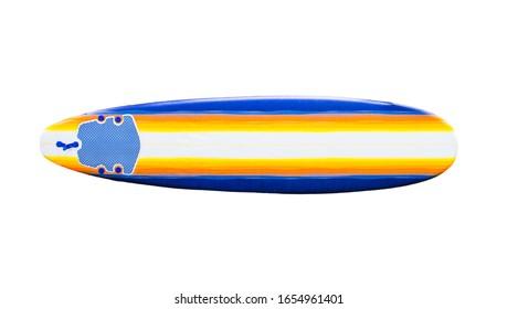Newer style foam surfboard 2020s style