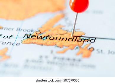 Newfoundland, Canada.