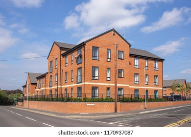 Newly build apartments in Cheshire UK