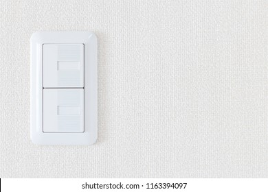 Newly built light switch